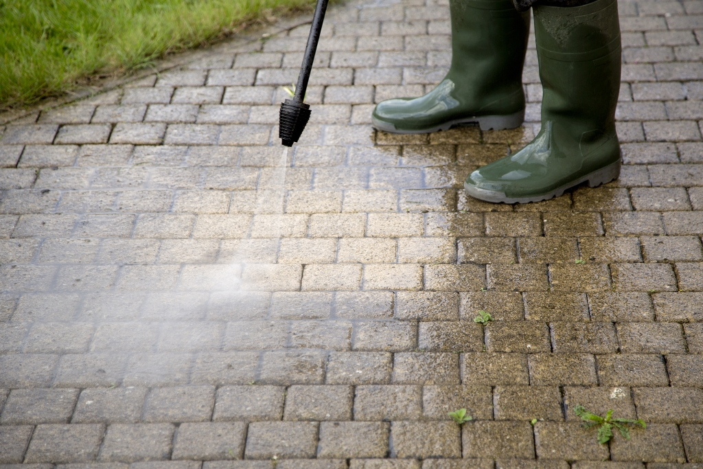 High Pressure Cleaning - Bluff City,Tn