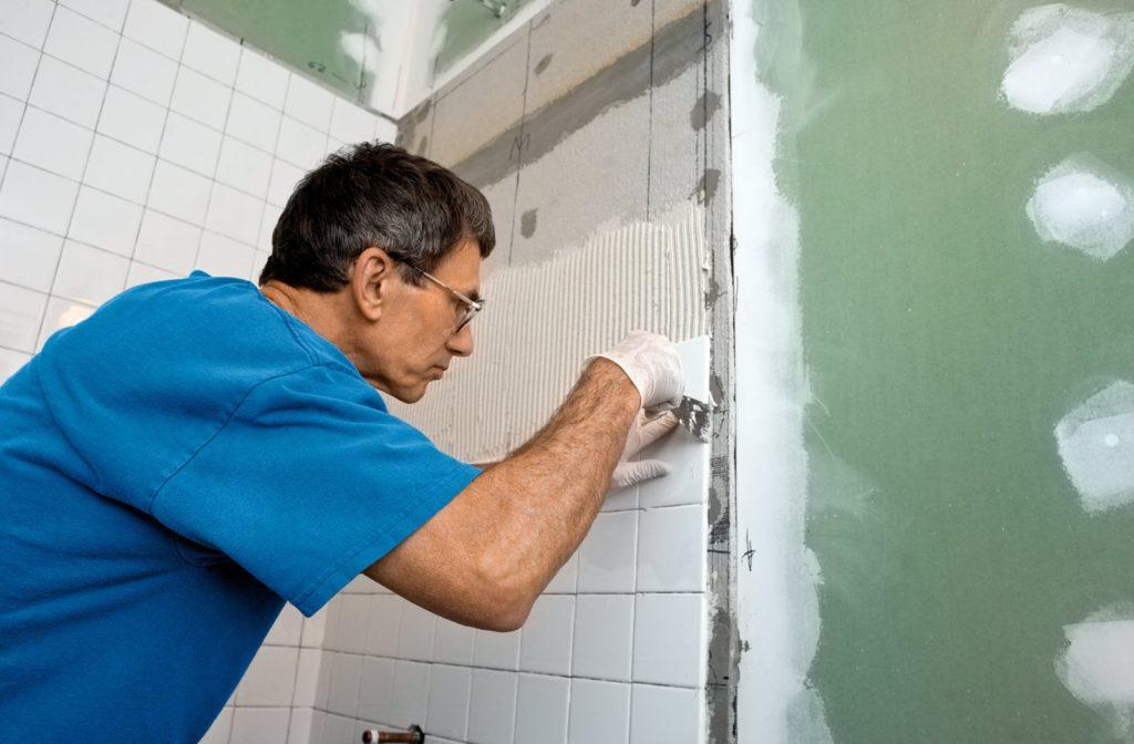 Leinbach Bristol TN bathroom remodeling Tile 1600 x 1050